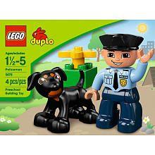 LEGO Duplo LEGOVille Policeman (5678)
