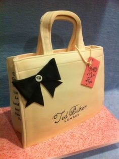 Ted Baker Hand Bag done by: Martin Brown Cakes We Bake Community