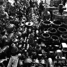 Black on Black on White  The Land of the Himalayas, Nepal, destroyed by the catastrophic earthquake.  All prints are limited edition and will be sold for INR 2000 ($30). Proceeds will be donated to ActionAid, Nepal.  #DonateForEarthquakeReliefNepal #actionaid #nepal  Photographed by Aleesa Mehra, August 2013.