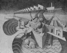 Image result for surrealism drawings