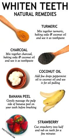 Teeth Whitening Remedies, Natural Teeth Whitening, Skin Care Remedies, Turmeric For Teeth Whitening, Homemade Teeth Whitening, Natural Remedies, Beauty Tips For Glowing Skin, Health And Beauty Tips, Baking Soda Coconut Oil