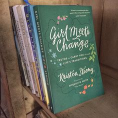 Girl Meets Change, by Kristen Strong