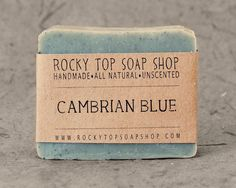 Planning to stock up? Free shipping on all US orders $50 or more with coupon code SHIPME.  Cambrian blue clay is imported from the salt lakes in