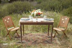 Countryside, open field, wood, florals, vintage, nature, scenic, boho   Lauren Sharon Vintage Rentals and Design