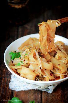 Liangpi—Cold Skin Noodles