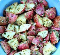 Dijon Mustard Potato Salad