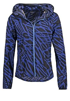6f4ee47e3c7bd1 Nike Performance Sports jacket - chalk blue reflective silver for £59.50  (08