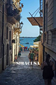 Heading to Siracusa, Sicily? Why not Pin it? | heneedsfood.com