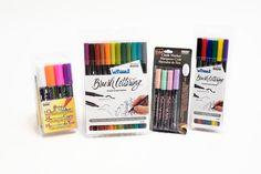 3/12 Amazing Marvy Uchida Markers Set Giveaway