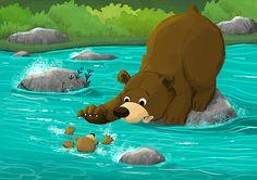 Saving Baby Bear