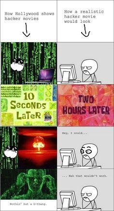 hack is hard