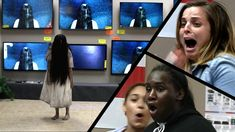 Samara From 'Rings' Comes to Life and Terrifies Real-Life Television Shoppers to Promote New Film