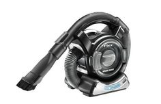 If you're looking for a portable vacuum to do some spot cleaning around the house without having to plug in, we like Black & Decker's $150 20V MAX Lithium Flex Vac BDH2000FL. Its powerful suction, decent battery life, reasonable recharging time and versatile accessory set make it a great choice for jobs that don't require a full-size vac.