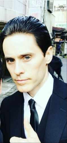 Jared Leto - Japan 2016 - The outsider