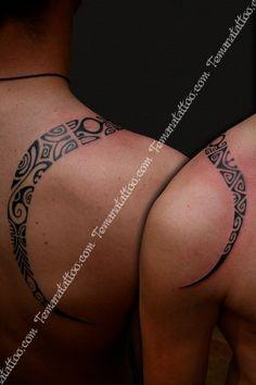 Te Mana Tattoo - Galerie Tattoo