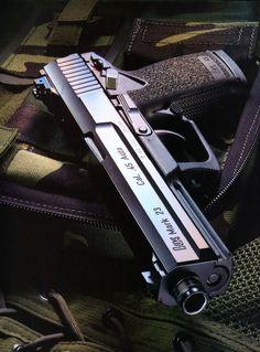 HK MK23 SOCOM