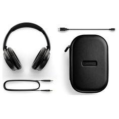 want list: Bose QuietComfort 35 Black Wireless Headphones