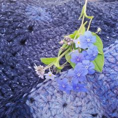 Yarn from New Lanark mill.  #crocheted #colorlove #virkkaus #aranyarn #newlanark #scottishyarn #newlanarkmills