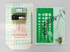 Present & Correct Color Set Green