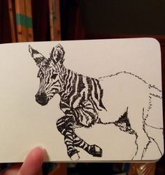 zebra fading to what? still have to complete. Original Artwork, The Originals, Tattoos, Animals, Tatuajes, Animales, Animaux, Tattoo, Tattoo Illustration