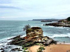 The rugged Costa Verde in Santander, Spain. (c) GTH & Nathan DePetris