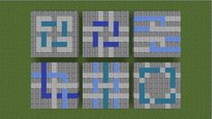 [Detail] 6 Simple & Tileable Interlocking Floor Designs