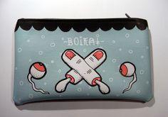Julikat meets Boicut Zip Around Wallet, Design, Products, Decor, Unique Bags, Gifts, Decoration, Decorating