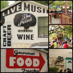 San Antonio Food Truck Parks
