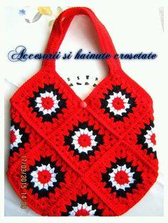 Marvelous Crochet A Shell Stitch Purse Bag Ideas. Wonderful Crochet A Shell Stitch Purse Bag Ideas. Crochet Handbags, Crochet Purses, Crochet Shell Stitch, Crochet Stitches, Crochet Purse Patterns, Knitting Patterns, Granny Square Bag, Crochet Symbols, Bag Pattern Free