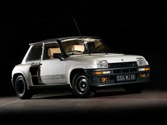 1983–86 Renault 5 Turbo 2 ✏✏✏✏✏✏✏✏✏✏✏✏✏✏✏✏ IDEE CADEAU / CUTE GIFT IDEA  ☞ http://gabyfeeriefr.tumblr.com/archive ✏✏✏✏✏✏✏✏✏✏✏✏✏✏✏✏