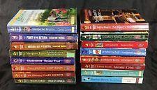 Love Inspired Romance Novel 16 PB Book Lot Larger Print Susan May Warren Irene H