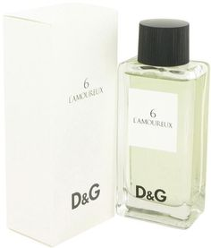 Dolce & Gabbana L'amoureux 6 by Perfume for Women