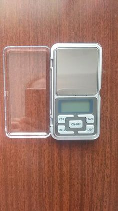 Pocket Precision Digital Scales