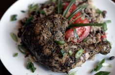 How to make your own Jamaican Jerk Chicken
