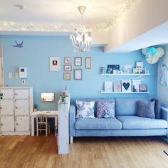 家具で、色で、部屋の形で、パリのアパルトマンを作る♪ | RoomClip mag | 暮らしとインテリアのwebマガジン
