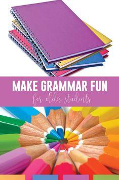 Middle School Grammar