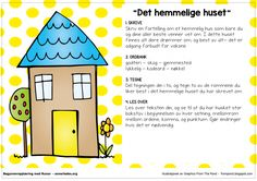dethemmeligehuset School Subjects, Language Activities, Second Grade, Grammar, Norway, Preschool, Classroom, Teaching, Writing