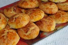 Biscoitos de limão Biscuits, Muffins, Portuguese Desserts, Kinds Of Desserts, Whoopie Pies, Brownie Cookies, Pasta, Healthy Cookies, Pretzel Bites