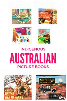 Indigenous Australian culture is the oldest continuous culture on Earth. Stretching back at least 50,000 years, it is a culture filled with amazing stories. Here are some of our favourite Indigenous Australian picture books.