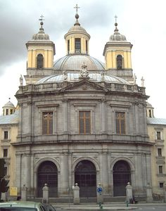 Fachada Iglesia de San Francisco. Madrid