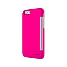 Support Breast Cancer Awareness Month with this bright pink Undercover iPhone 6 case by Prodigee!! We fully support Breast Cancer Awareness