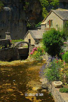 Les Gorges du Tarn, France..je veux