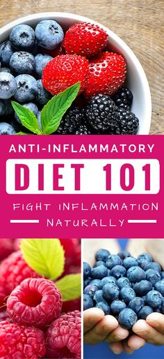 What you eat can have a big effect on inflammation in your body. This article outlines an anti-inflammatory diet plan that is based on science. Learn more here: https://authoritynutrition.com/anti-inflammatory-diet-101/