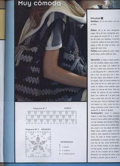 Журнал: El Arte de Tejer - La Moda al Crochet - Вяжем сети, спицы и крючок - ТВОРЧЕСТВО РУК - Каталог статей - ЛИНИИ ЖИЗНИ