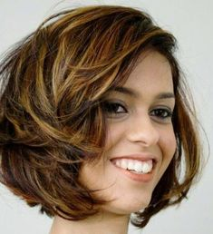 Coolest Hair Highlights for Short Haircuts 2017 – Best Hair Color Trends 2017 –…