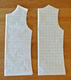 Teken zelf een T-Shirt NaaiPatroon – Sew Natural Workshops