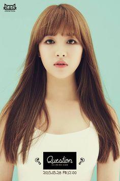 CLC 2nd mini album 'Question' - Oh Seunghee