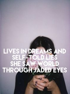 Her life // Two feet