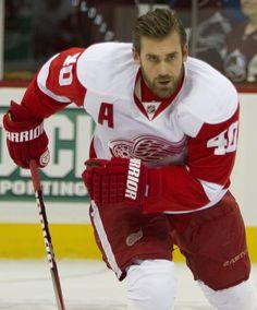 Red Wing hockey & Henrik Zetterberg!