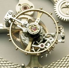 Watches by SJX: Introducing The Wilhelm Rieber Flying Tourbillon Wristwatch With Spring Detent Escapement